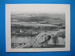 (1946) Pont De LA ROCHE-GUYON - Unclassified