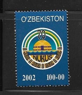 OUZBEKISTAN 2003 NOUKOUS  YVERT N°387  NEUF MNH** - Usbekistan