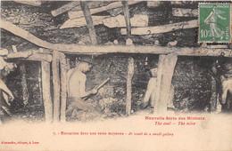 ¤¤  -   Nouvelle Série Des Mineurs  -  Extraction Dans Une Veine Moyenne  -  Mine, Charbon          -  ¤¤ - Mines