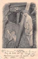 ¤¤  -     Mine , Mineur , Charbon   -  Le Boisage        -  ¤¤ - Mines