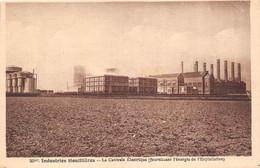 Industries Houillières  - Lot De 4 Cartes - Fours à Coke, Centrale Electrique, Mine, Gare, Usine, Mineur, Charbon - Mines