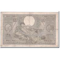 Billet, Belgique, 100 Francs-20 Belgas, 1936, 1936-12-23, KM:107, TB+ - 100 Francs & 100 Francs-20 Belgas