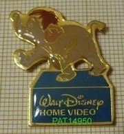 WALT DISNEY HOME VIDEO LE LIVRE DE LA JUNGLE JUNIOR ELEPHANTEAU ELEPHANT - Disney