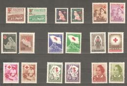 Yugoslavia - Red Cross+Red Cross Porto, MNH - Charity Issues