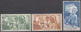 PA N° 1 Au N° 3 - X - ( C 2200 ) - Poste Aérienne