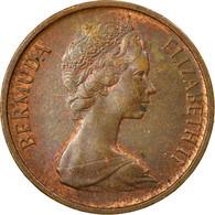Monnaie, Bermuda, Elizabeth II, Cent, 1973, TTB, Bronze, KM:15 - Bermuda