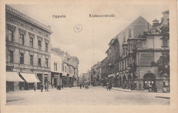 OPPELN. Krakauerstrabe - Schlesien