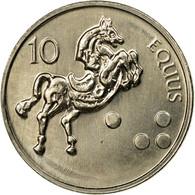 Monnaie, Slovénie, 10 Tolarjev, 2002, SUP, Copper-nickel, KM:41 - Eslovenia