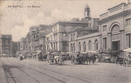 NAPOLI. Via Marina - Napoli (Naples)