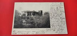 Cpa - Ebreuil - Château De Chouvigny - - Altri Comuni