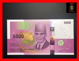 COMOROS 5.000 5000 Francs 2006 P. 18  UNC - Comoros