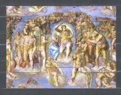 2019 - VATICANO - S28 - SET OF 3 STAMPS ** - Unused Stamps