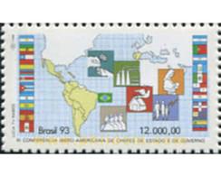 Ref. 629763 * MNH * - BRAZIL. 1993. III CONFERENCIA IBERO-AMERICANA DE JEFES DE ESTADO - Nuevos