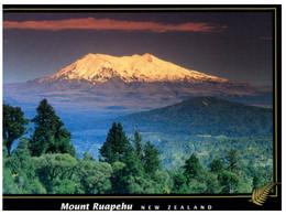 (DE 11-A) New Zealand - Mount Ruapehu (posted To Australia) - Nueva Zelanda