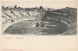*** SICILIA ***     SIRACUSA  Anfiteatro -unused TTB - Avant 1904 - Siracusa