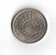 Timor 10 Escudos 1970 High Grade - Timor