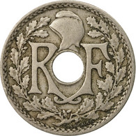 Monnaie, France, Lindauer, 25 Centimes, 1917, TB+, Copper-nickel, Gadoury:380 - F. 25 Centesimi