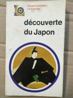 Découverte Du Japon / Poche Couleurs Larousse,1971 - Tourism & Regions