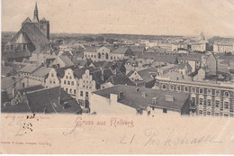 Gruss Aus Kolberg - 1902 - Pommern