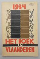 Het Boek In Vlaanderen  1934. (thema Artikel Ninove) - Zonder Classificatie