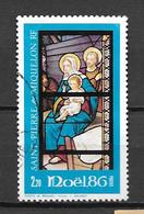 1986 - N° 474 - Oblitérés