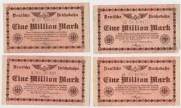 DEUTSCHLAND, Deutsche Reichsbahn Berlin, 14 X 1 Million Mark - Other