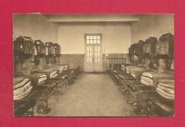 C.P. Brasschaat  =  Ruiterij  School  :  Soldatenkamer - Brasschaat