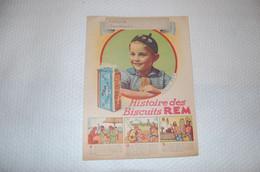 Protege Cahier Biscuit Rem Tres Beau - B