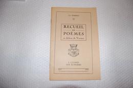 Petit Livre Poemes En Dialecte De Verviers - Otros