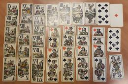 Tarot Card Games - Playing Cards / + JOKER Card / HUNGARY - Insufficient - Tarots