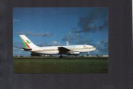 Air Maldives. Airbus A.3003B4 (9M-MHD) - Airplane Postcard (1AK007) - 1946-....: Era Moderna