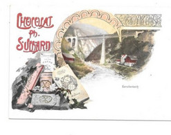 SUCHARD   KERSTLENBACH PUBLICITE - Advertising