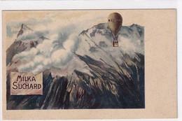 """Milka-Suchard - Mit Ballon """"Suchard"""" - 1908      (P-286-00907) - Advertising"""