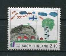 SALE  Finland 1992 Mi. 1188  Mushrooms  MNH - Funghi