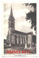 CPA - SAINT-CAST 22 Côtes Du Nord - L' Eglise Et Le Monument Aux Morts - N° 90  - Edit. C. A. P. - Scans Recto-Verso - Saint-Cast-le-Guildo