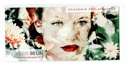 """FRANCE 2020 : BLOC SOUVENIR PHILATELIQUE """" VALÉRIE BELIN CALENDULA (MARIGOLD) ,2010"""" - Sous Blister Non Ouvert - - Souvenir Blocks"""