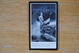 "3760/ AMPSIN ""A LA GLORIEUSE MEMOIRE DES Habitants D'AMPSIN Morts Pour La Patrie 1916"" - Avvisi Di Necrologio"