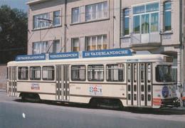 Antwerpen PCC Tramcar Series 200-2165 - Tram