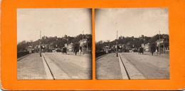 Photo Stereo Le Havre De La Heve Animation  N° 184 Année 1920 S I P  état Impeccable - Stereoscoop