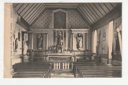 PRES DE COMBOURG - LOURMAIS - INTERIEUR DE L'EGLISE DU 17ème SIECLE, RESTAUREE EN 1927 - 35 - Andere Gemeenten