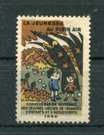 SALE  France 1949  Mushrooms  MNH - Funghi