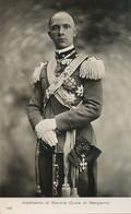 Italian Royal Family Adalberto Di Savoia Duca Di Bergamo General Born In Torino - Koninklijke Families
