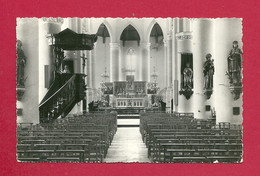 C.P. Brecht =   Binnenzicht  Der  Kerk - Brecht