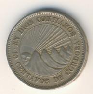 NICARAGUA 1965: 10 Centavos, KM 17 - Nicaragua