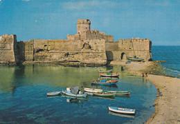 (A732) - LE CASTELLA (Isola Di Capo Rizzuto, Crotone) - Castello Aragonese - Crotone