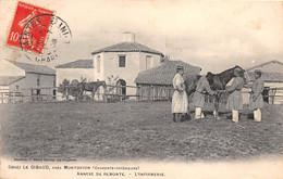 17 - LE GIRAUD Près De MONTGUYON - Annexe De Remonte - L'infirmerie. - Other Municipalities