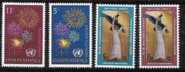 ONU New York  N° 163 ; 164 ; 177 Et 178    Neufs * * TB =MNH   VF    Soldé        Les  Moins Chers Du Site ! ! ! - Ungebraucht