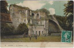 27   Gisors  Le Chateau - Gisors
