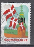 +M1299. Denmark 2019. Danish Flags. Michel 1963. Used - Usado