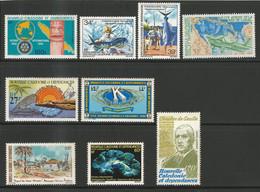 1980 - Y&T N° PA 201 à PA 209 - Neufs** (voir Les Scans) - Años Completos